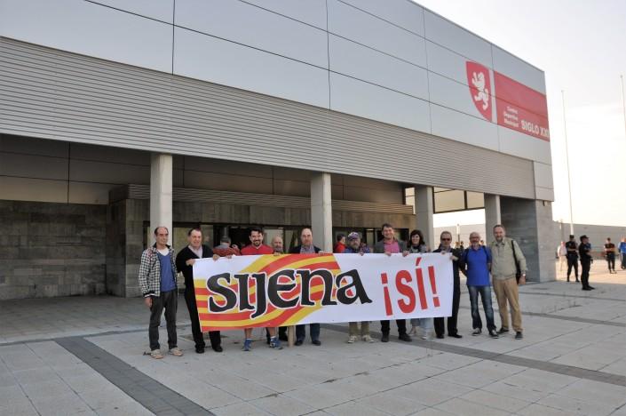 Sijena Sí Zaragoza 24 sept017
