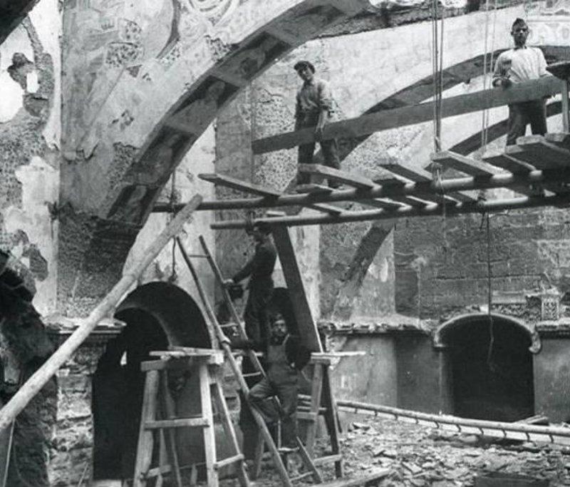 Josep Gudiol, funcionario de la Generalitat, enviado por los Museos de Barcelona, cometió el mayor expolio de arte románico de Europa.